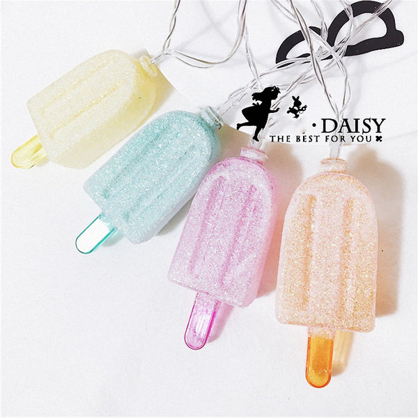 Colorful Ice Cream LED Light