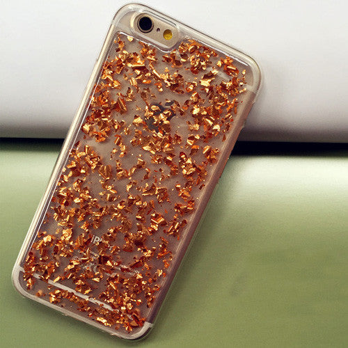 Bling Paillette Phone Cases For iPhone