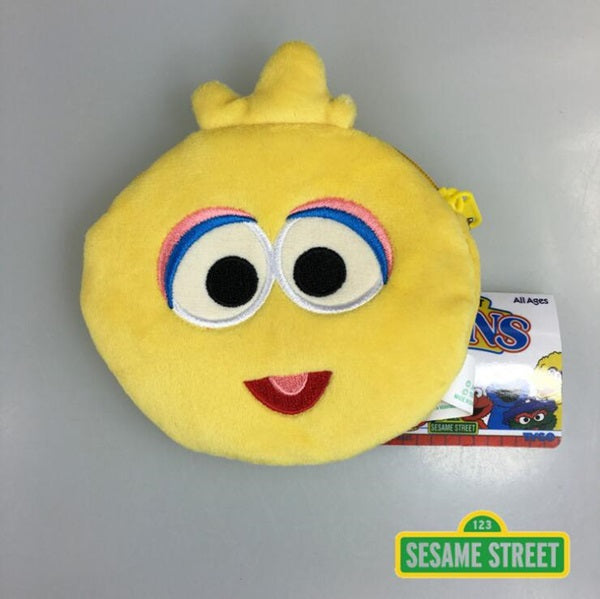Sesame Street Monsters Coin Purse