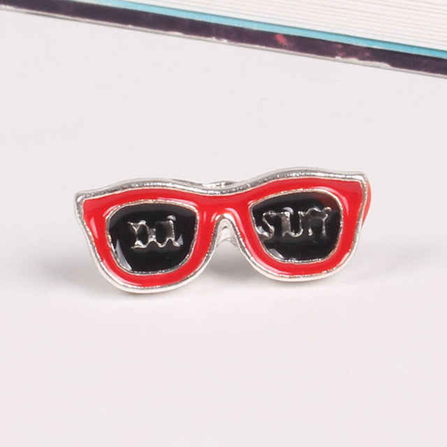 Cool Stuff Sunglasses Brooch Pin
