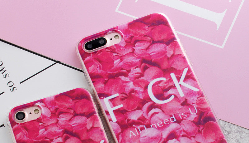 All I Need Is You Phone Cases For iPhone