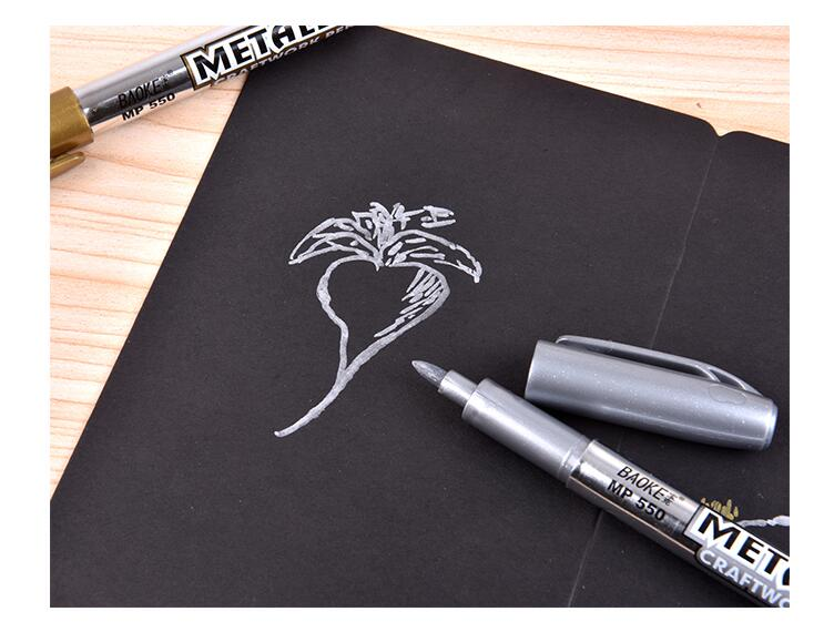 Metallic Pen Marker (1 Pen)
