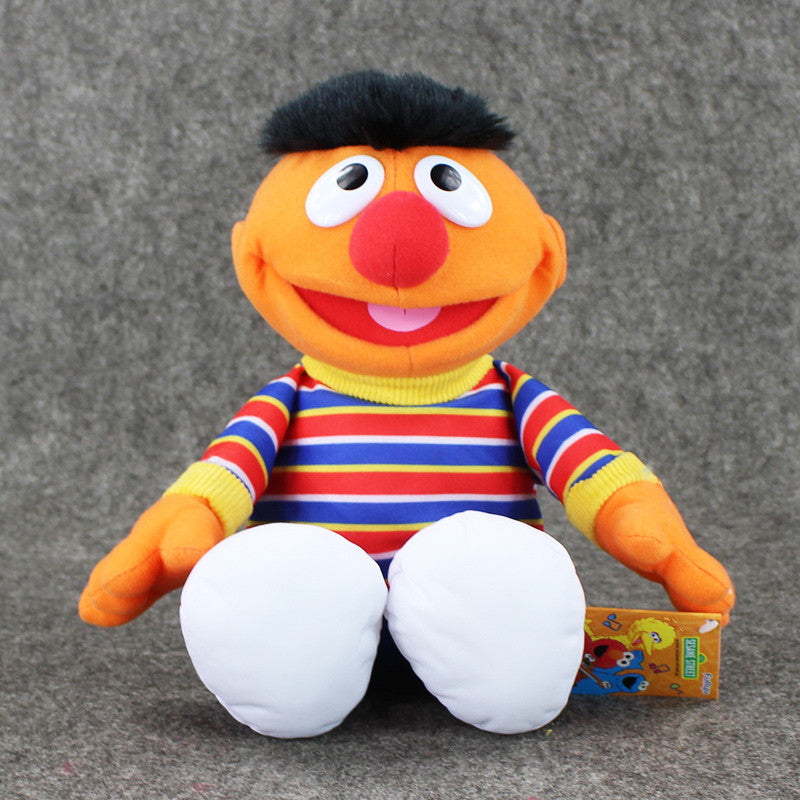 Sesame Street Ernie Stuffed Plush Toy