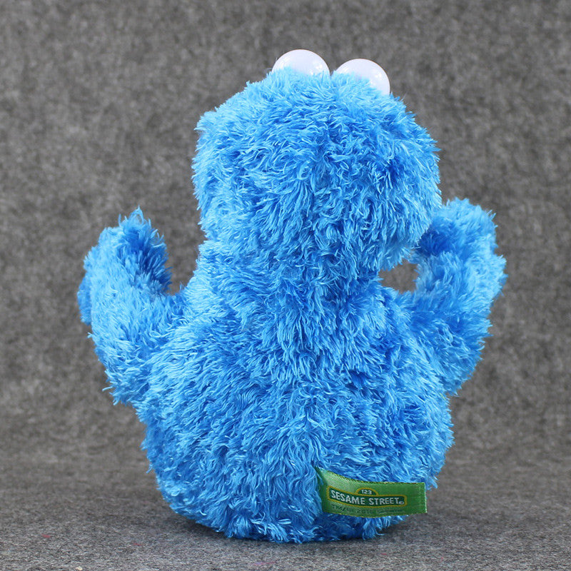 Sesame Street Cookie Monster Stuffed Plush Toy