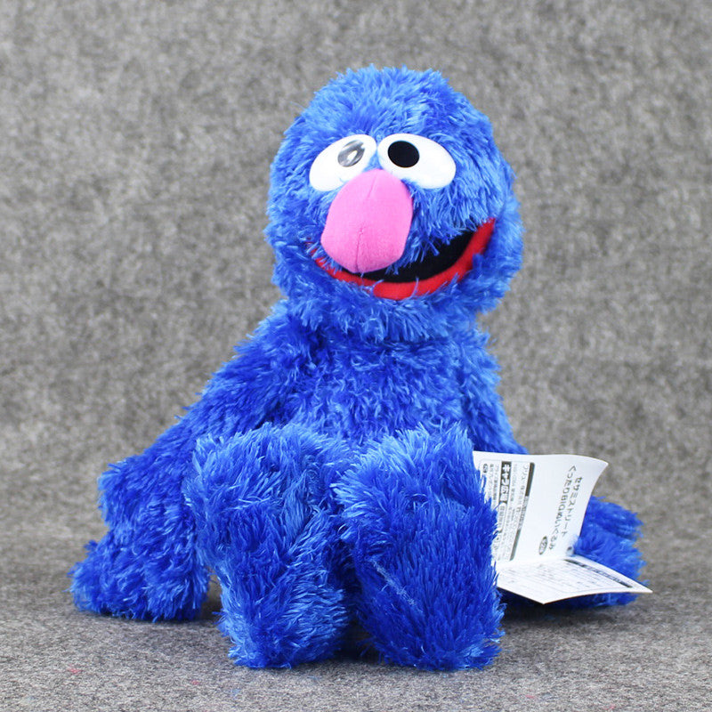 Sesame Street Grover Stuffed Plush Toy
