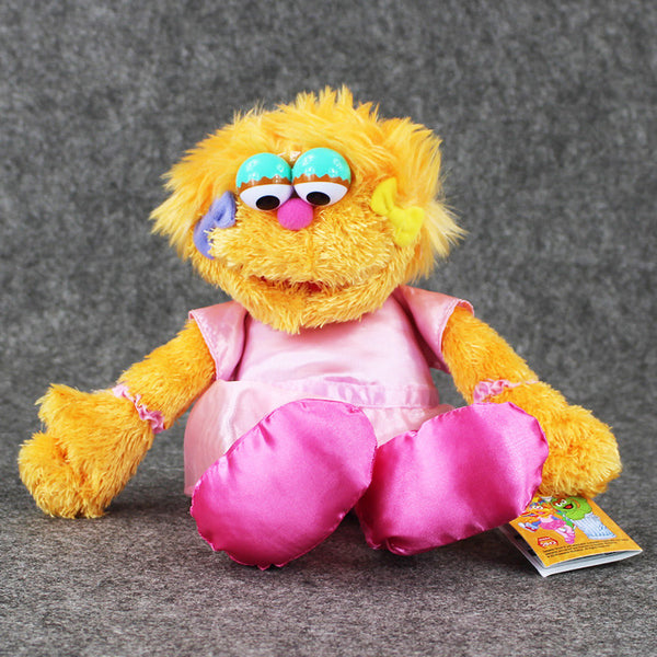 Sesame Street Zoe Stuffed Plush Toy