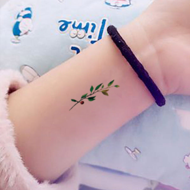 Waterproof Temporary Tattoo Stickers