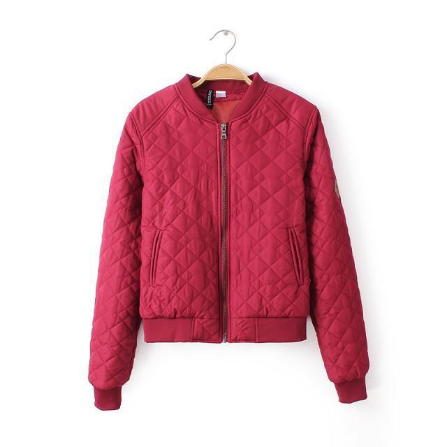Chaquetas Mujer Bomber Jacket