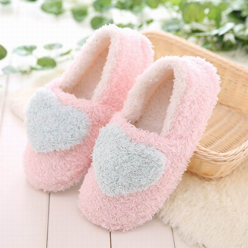 Cotton-Padded Cute Cozy Slippers