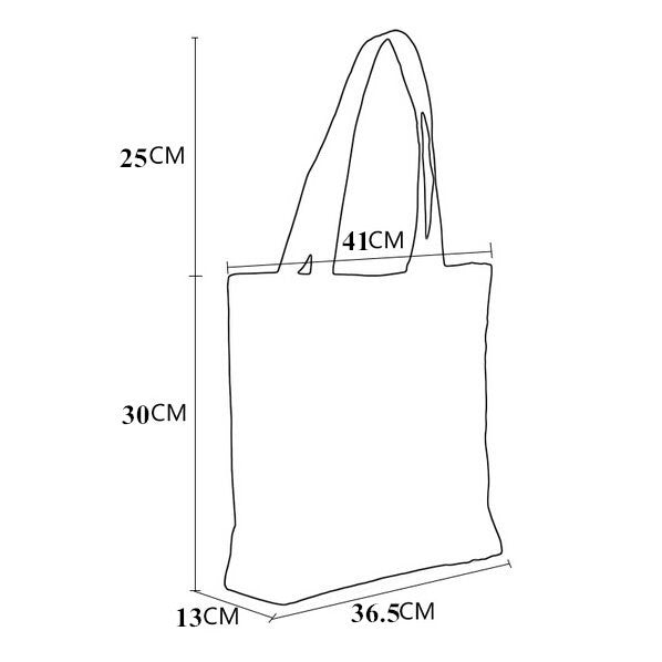 Waterproof Canvas Shoulder Bag