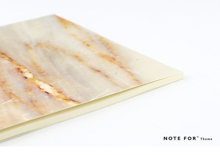 Marble Series Soft Cover Notebook