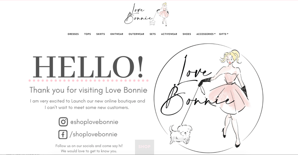 Love Bonnie - Online Fashion Boutique