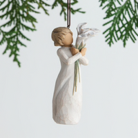 BEAUTIFUL WISHES ORNAMENT WILLOW TREE