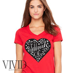 Tahlequah Heart of Love Tee