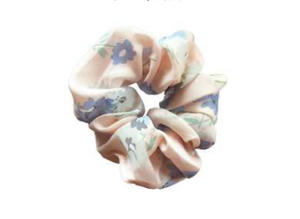 Headbands of Hope - Scrunchie Pink Floral