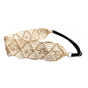 Headbands of Hope - Dori Cream Headband