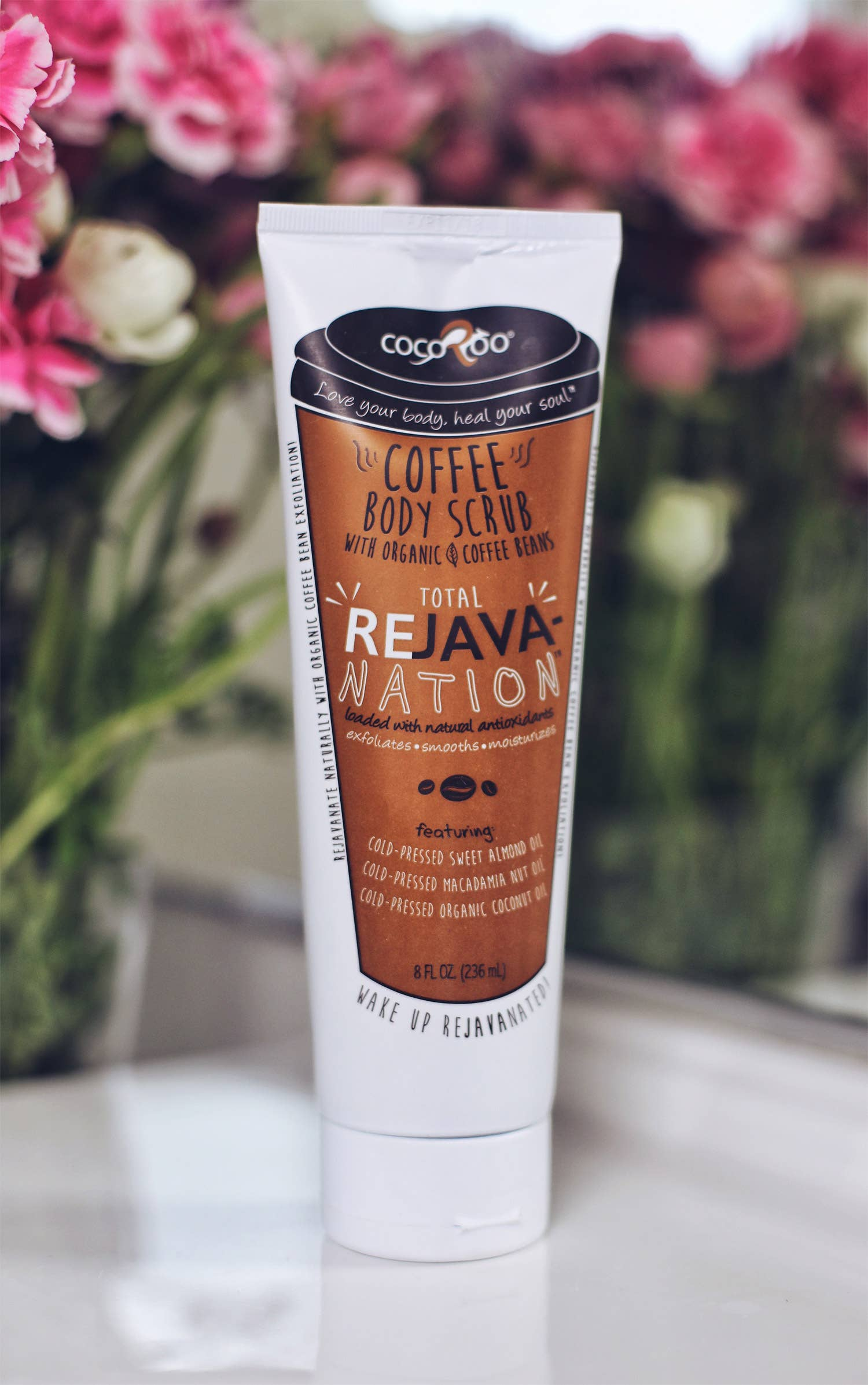 Total Re-java-nation Coffee Body Scrub
