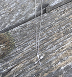 Buffalo Girls Salvage - Crossing Arrows Necklace