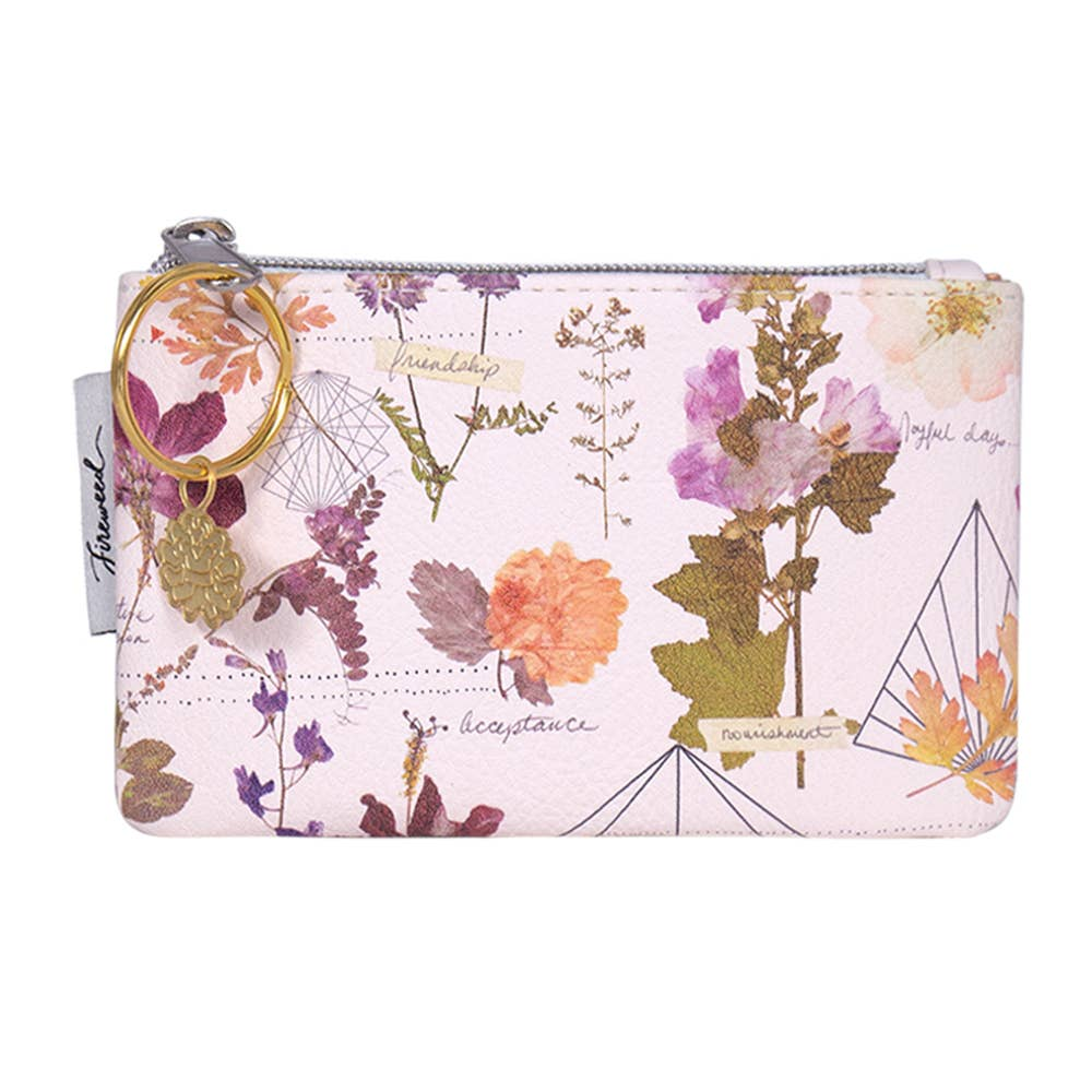 PAPAYA - Coin Purse- Love Garden