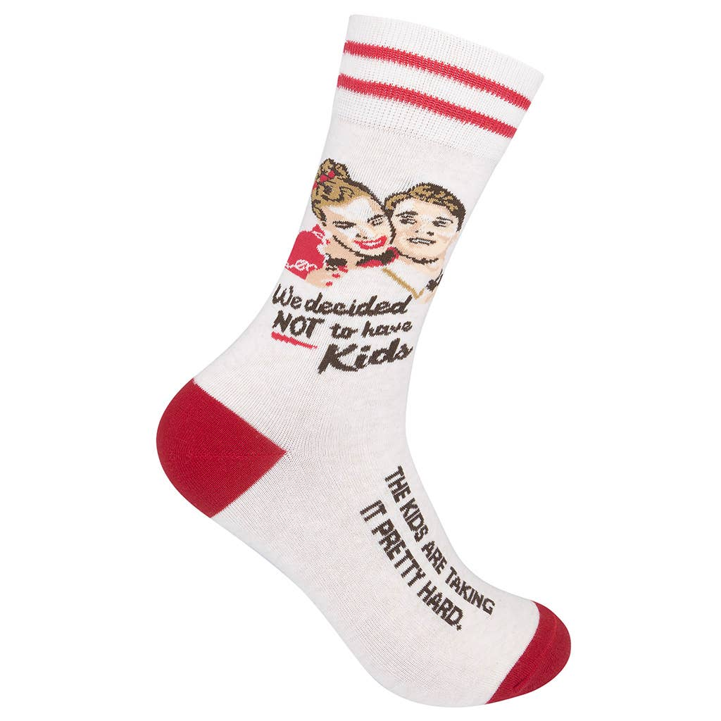 Funatic - We Decided Not To Have Kids Socks