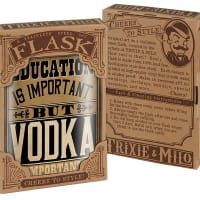 Trixie & Milo -  Flask - Education Is Importanter