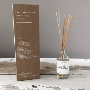Sweet Water Decor - Leaves Reed Diffuser