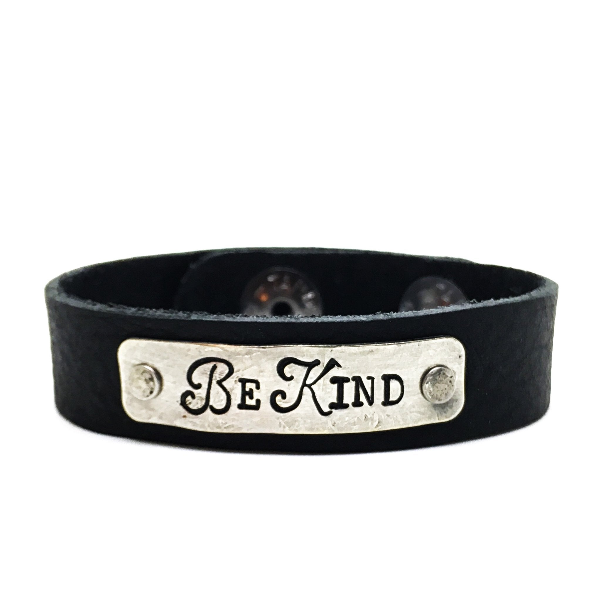 Buffalo Girls Salvage - Be Kind Skinny Bracelet