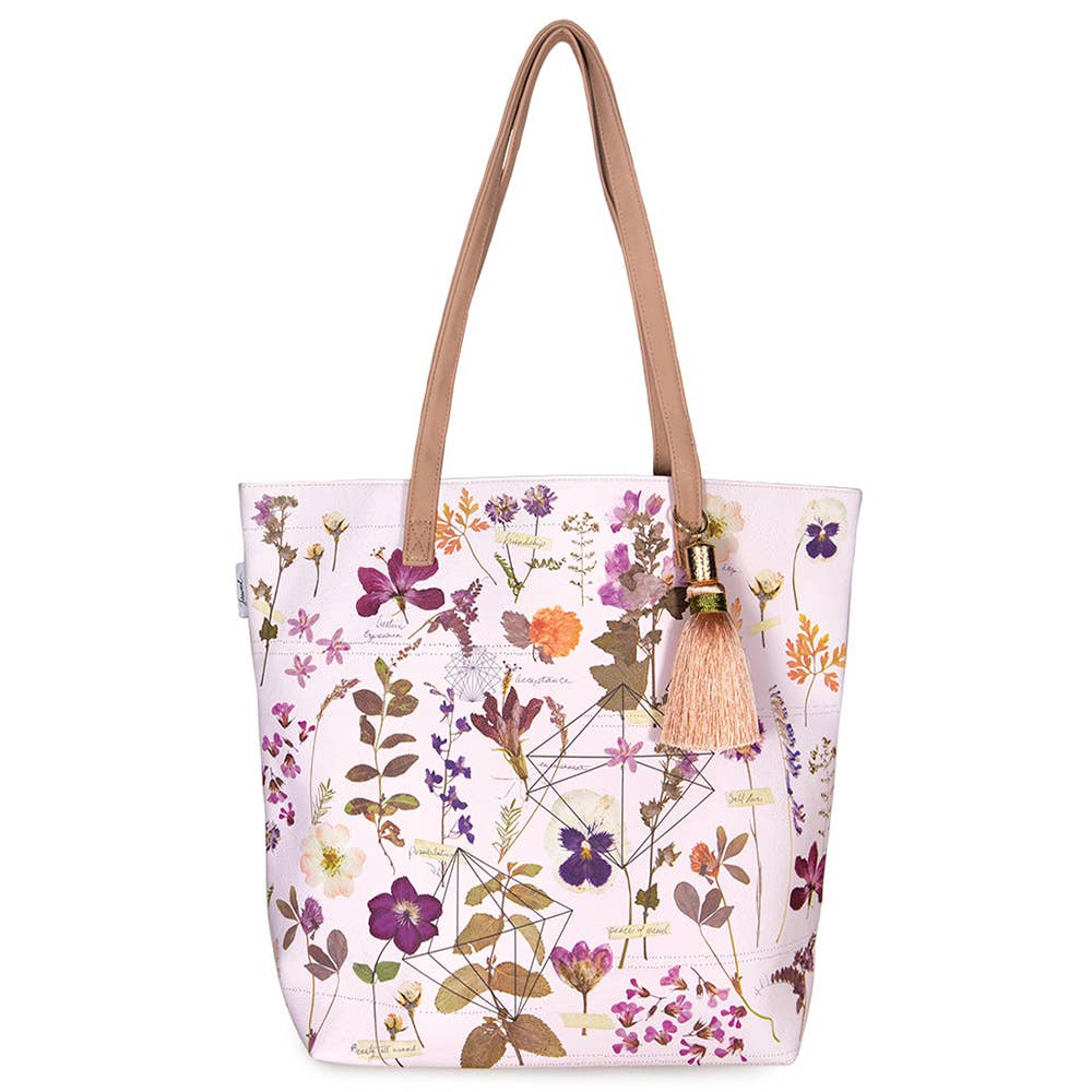 PAPAYA - Bucket Tote - Love Garden