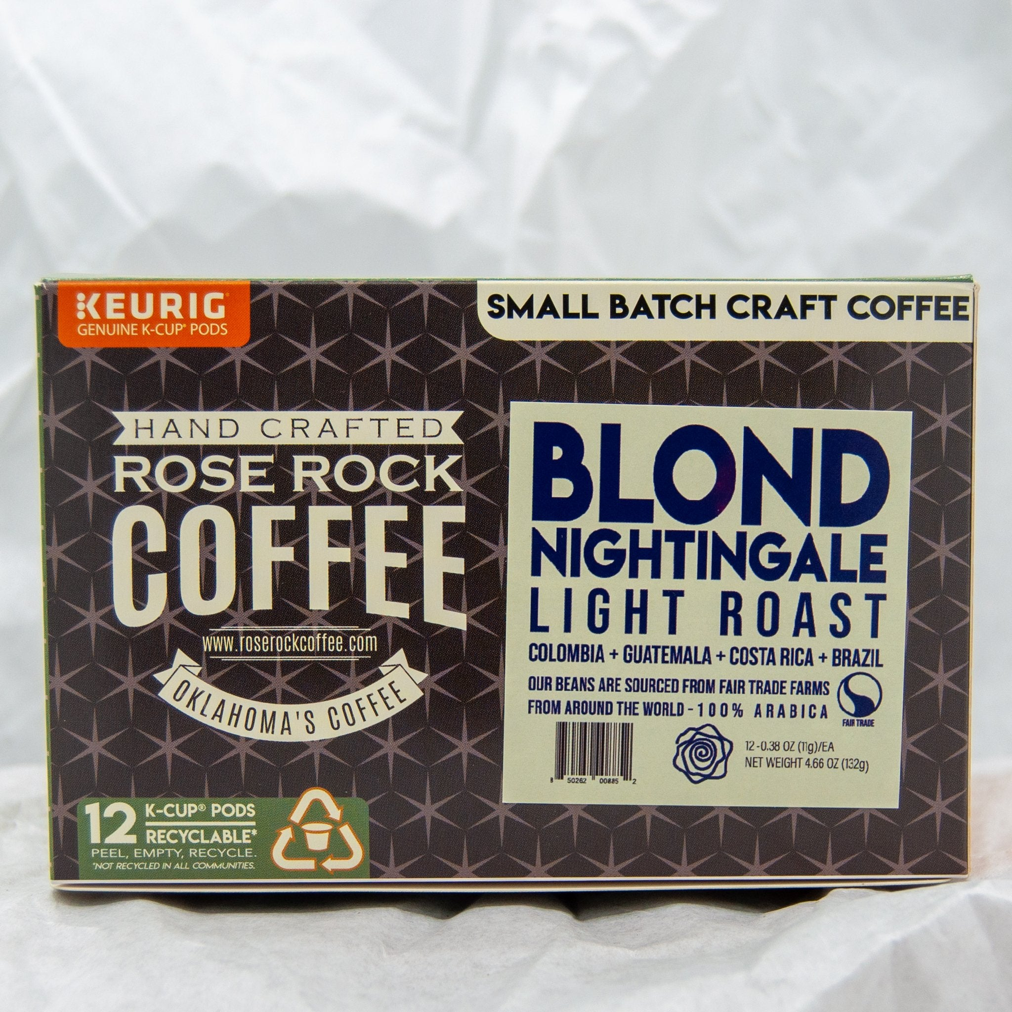 Rose Rock K Cup Blond Nightingale