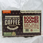 Rose Rock K Cup Boomer Sooner