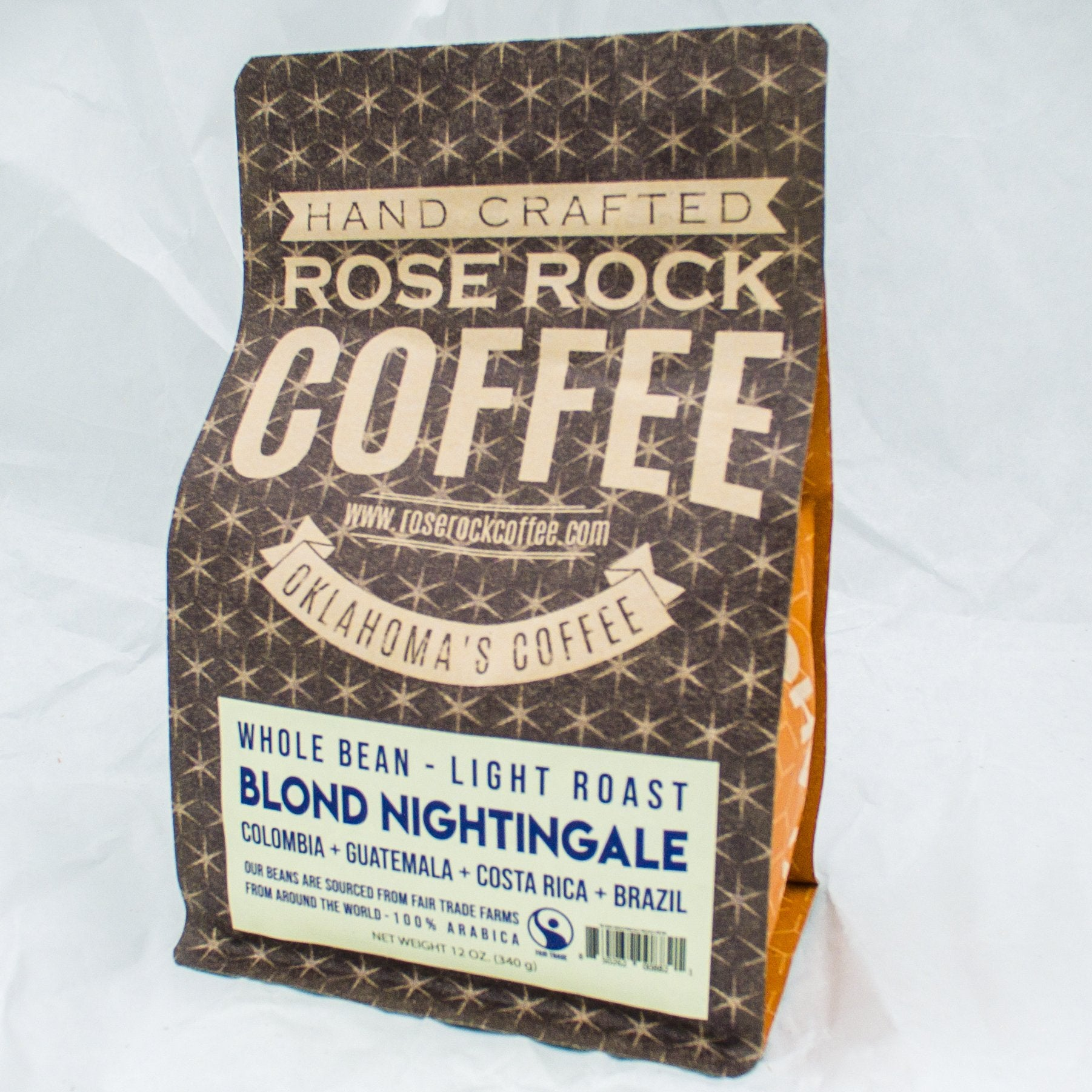 Rose Rock Blond Nightingale 12oz - Light Roast