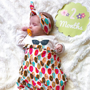 Headbands of Hope - Baby Swaddle Doughnut