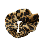 Headbands of Hope - Leopard Scrunchie