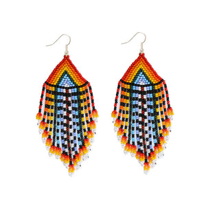 FOSTERIE - Luisa Beaded Earrings