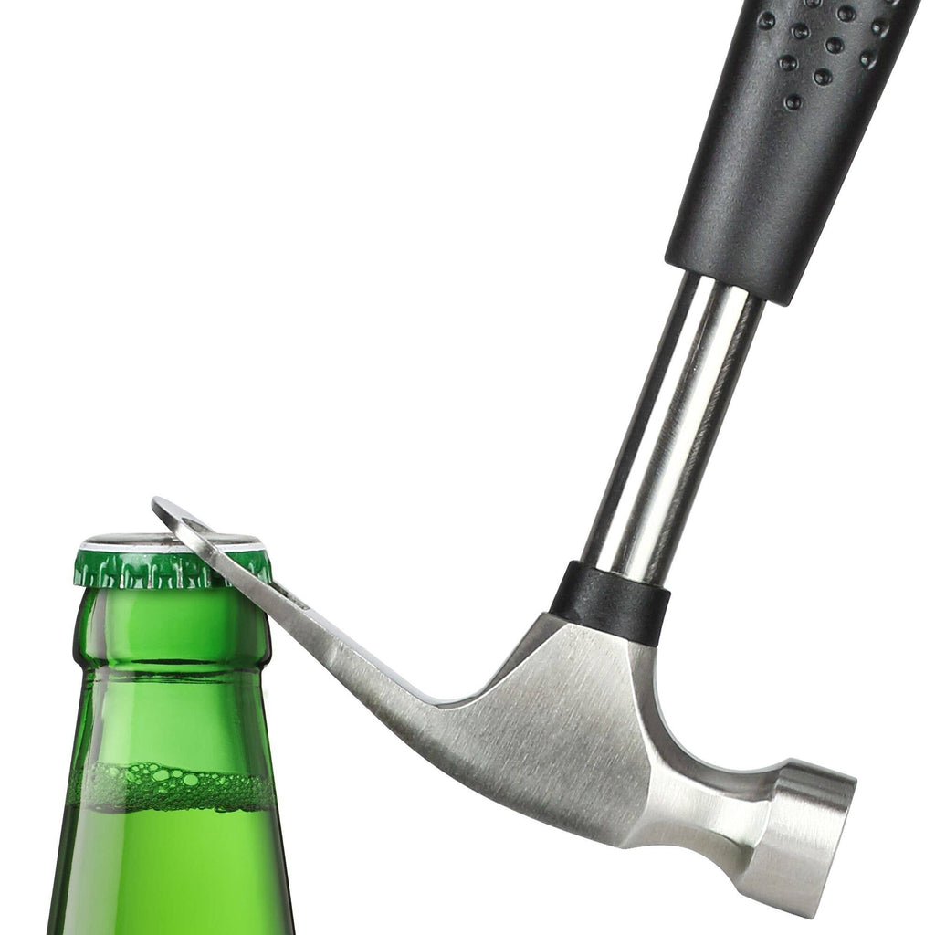 Barbuzzo - Beer Hammer  Bottle Opener and Ice Crusher