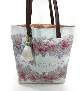 All For Love Bucket Tote