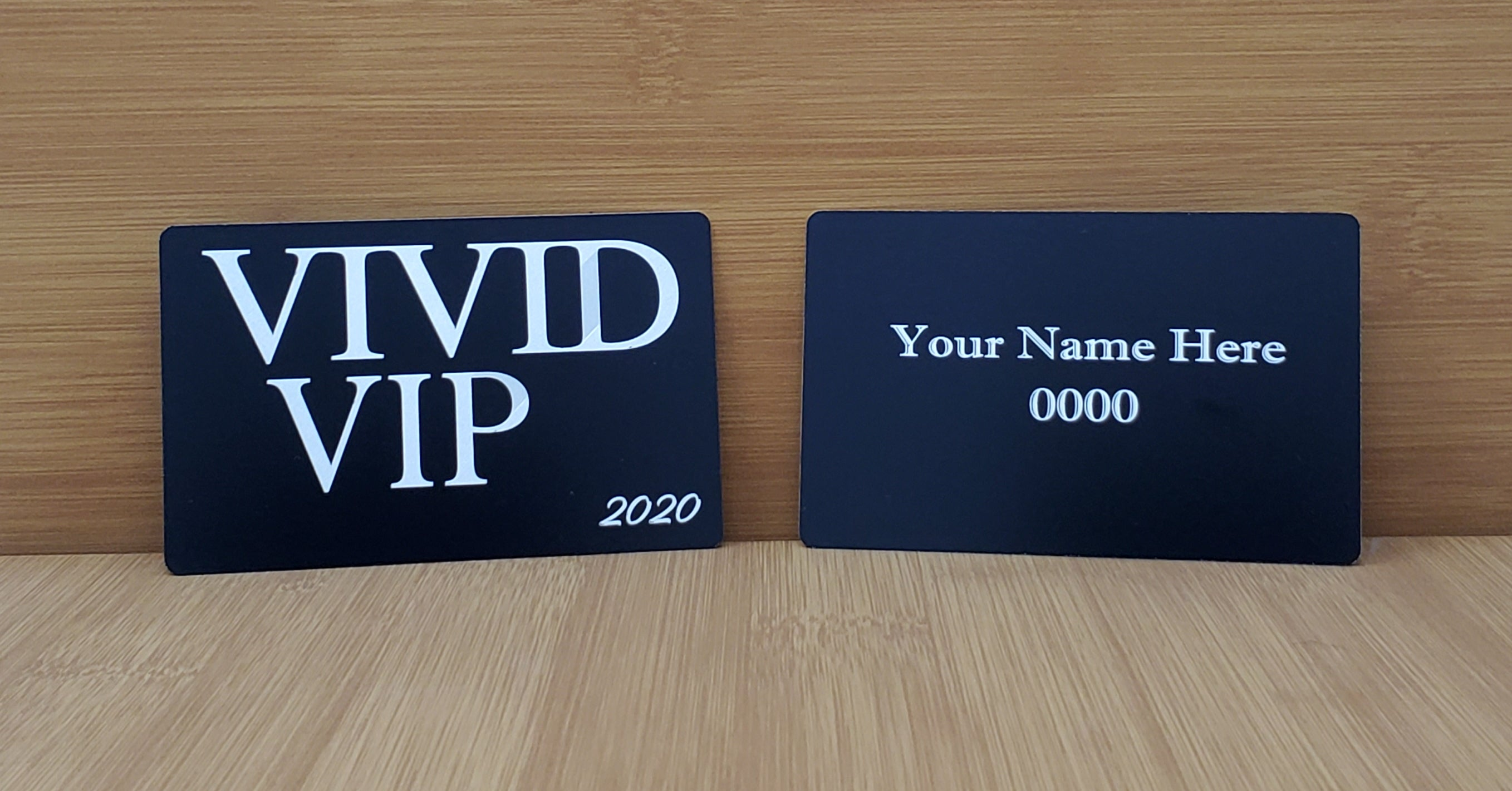 Annual VIVID VIP MEMBERSHIP & CARD