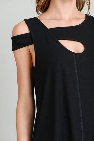 Black Side Shoulder
