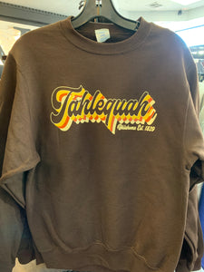 Brown Tahlequah Sweatshirt