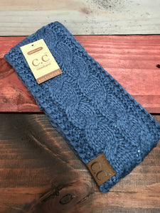 Dark Denim CC Headband