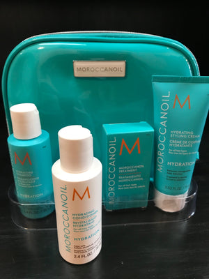 Moroccan Hydrate Travel Kit Special