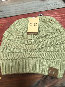 New Sage Original CC Beanie