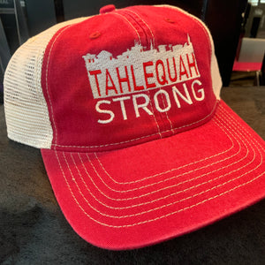 Tahlequah Strong WOMEN'S Hats IN STOCK