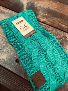 Sea Green CC Headband