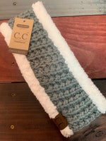 CC New Sherpa Lined Headband