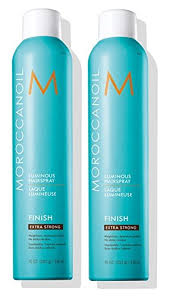 MoroccanOil Luminous Hairspray Extra Strong - C
