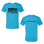 Tahlequah Strong AQUA Triblend PREORDERS