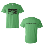 Tahlequah Strong GREEN Triblend PREORDERS