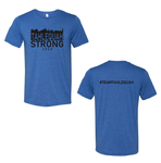 Tahlequah Strong TRUE ROYAL Triblend PREORDER