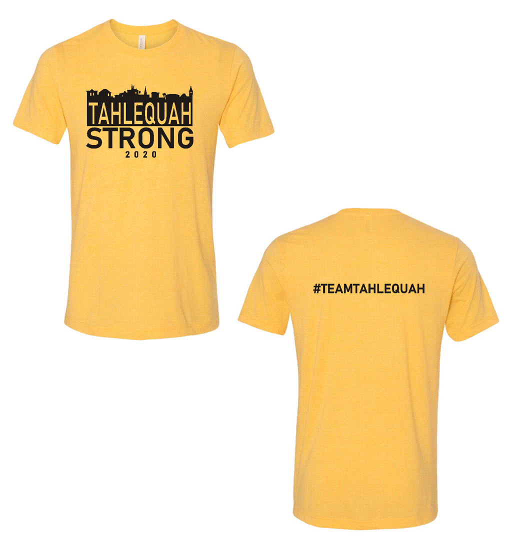 Tahlequah Strong Yellow Gold TRIBLEND PREORDERS